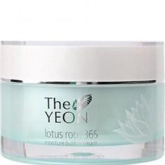 Крем для лица увлажняющий Lotus Roots 365 Moisture Bubble Cream THE YEON