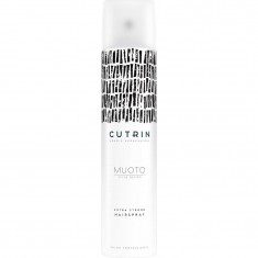 Лак экстрасильной фиксации Muoto Extra Strong Hairspray CUTRIN
