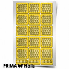 Prima Nails, Трафареты «Сеточка»