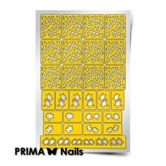 Prima Nails, Трафареты «Пазл»