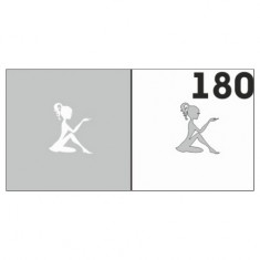 Airnails, Трафареты №180