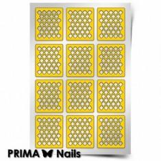 Prima Nails, Трафареты «Марокко»