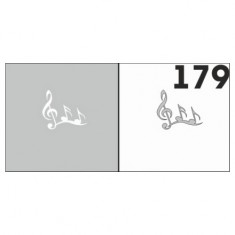 Airnails, Трафареты №179