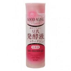 лосьон подтягивающий для зрелой кожи sana good aging lotion