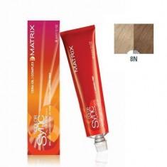 MATRIX 8N краска для волос, светлый блондин / КОЛОР СИНК 90 мл