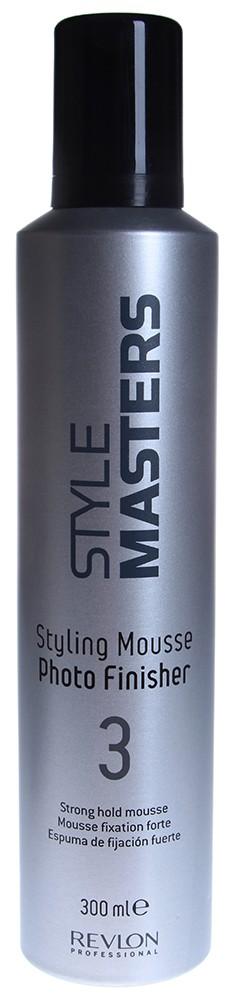 REVLON Professional Мусс сильной фиксации / STYLE MASTERS 300 мл