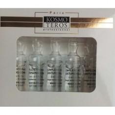 KOSMOTEROS PROFESSIONNEL Сыворотка с пептидами василька и гиалуроновой кислотой Увлажняющий комплекс для век 5*3 мл
