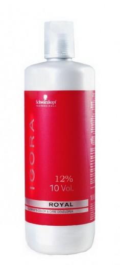 SCHWARZKOPF PROFESSIONAL Лосьон-окислитель на масляной основе 12% / Игора Роял 1000 мл