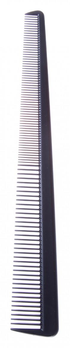 HAIRWAY Расческа Static Free комбинированная конусная 187 мм