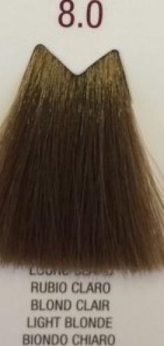 FARMAVITA 8.00 краска для волос, насыщенный светлый блондин / LIFE COLOR PLUS 100 мл