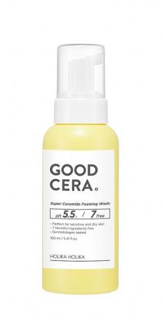 HOLIKA HOLIKA Пенка увлажняющая для лица Гуд Кера / Good Cera Foaming Wash Sensitive 160 мл