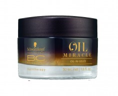 SCHWARZKOPF PROFESSIONAL Желе масляное / BC Oil Miracle 50 мл