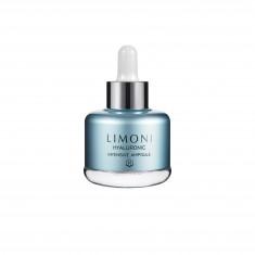 LIMONI Сыворотка ультраувлажняющая с гиалуроновой кислотой для лица / Hyaluronic Intensive Ampoule 25 мл