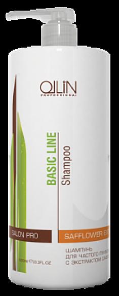 OLLIN PROFESSIONAL Шампунь с экстрактом листьев камелии для частого применения / Daily Shampoo with Camellia Leave 750 мл