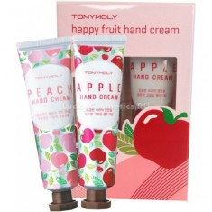 Tony Moly Happy Fruit Hand Cream Special Set