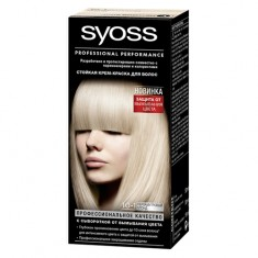 Краска для волос SYOSS Salonplex тон 10-1 Перламутровый блонд