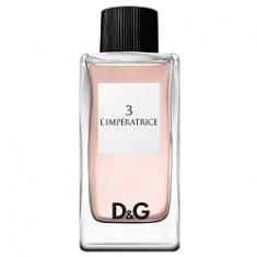 D&G №3 L'Imperatrice Туалетная вода, спрей 100 мл DOLCE&GABBANA