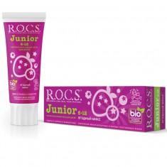 Рокс Зубная паста Junior Ягодный микс 74г ROCS