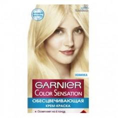 Garnier (Гарньер) КОЛОР СЕНСЕЙШН крем-краска для волос EO Ультраблонд