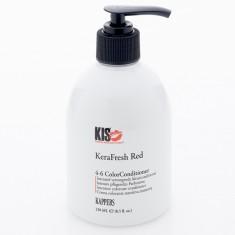 KIS KERAFRESH COLOR Кератиновый питательный тонирующий кондиционер (пепельный) 250 мл