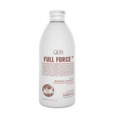 Интенсивный восстанавливающий шампунь с маслом кокоса, 300 мл (Ollin Professional)