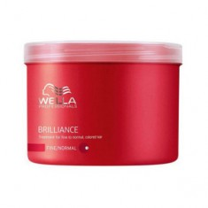 Маска для окрашенных нормальных и тонких волос, 500 мл (Wella Professional)