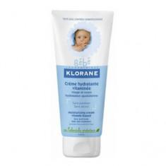Детский увлажняющий крем с витаминами и экстрактом календулы, 200 мл (Klorane)