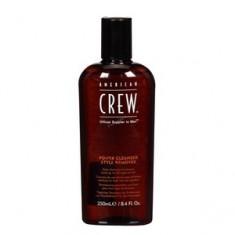 Шампунь для ежедневного ухода, очищающий волосы от укладочных средств, 250 мл (American Crew)