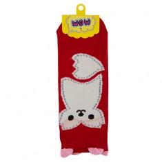 Носки женские SOCKS Puppi red р-р единый