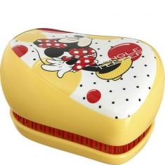 Расческа Compact Styler Minnie Mouse Sunshine Yellow Tangle Teezer