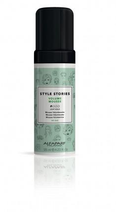 ALFAPARF MILANO Мусс для волос легкой фиксации / Volume Mousse 125 мл