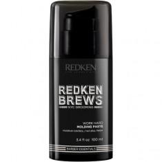 REDKEN Паста моделирующая для подвижной текстуры, для мужчин / BREWS 100 мл