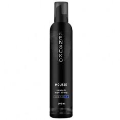 Мусс для волос KENSUKO Объем и сверхсильная фиксация 200 мл