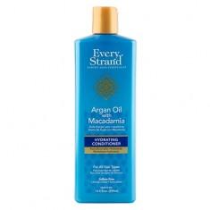 Кондиционер для волос EVERY STRAND с маслом арганы и макадамии 399 мл