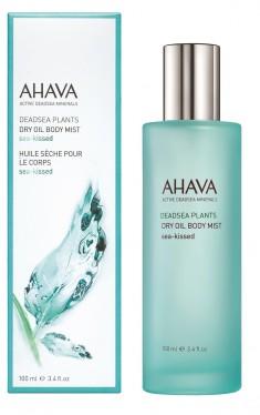 AHAVA Масло сухое для тела / Sea Kissed Deadsea Plants 100 мл