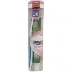набор зубная паста + щетка clio new portable doctor + expert toothpaste