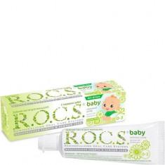 Детская зубная паста R.O.C.S