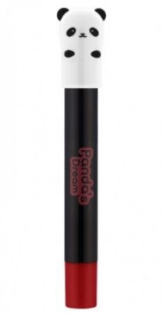 Помада-карандаш стойкая TONY MOLY Panda's dream glossy lip crayon 05 True Red