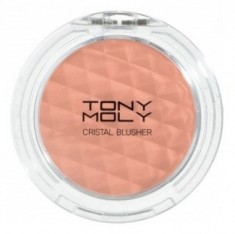 Румяна TONY MOLY Crystal blusher 03 Pleasure Peach 6 гр.