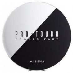 Пудра компактная MISSHA Pro-Touch Powder Pact SPF25/PA++ №23