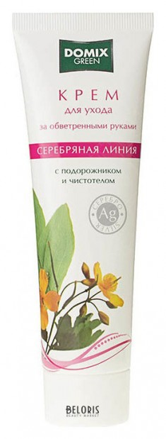 Крем для рук Domix Green Professional