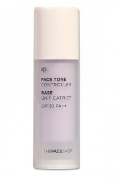 Корректор-база под макияж THE FACE SHOP Face Tone Controller SPF30 №02 For Sallow And Dull skin