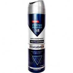 Дезодорант мужской спрей Invisible Power 48ч антиперспирант FOAMMEN