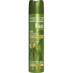 Лак для волос Bio Зелный чай сильная фиксация ПPEЛЕСТЬ