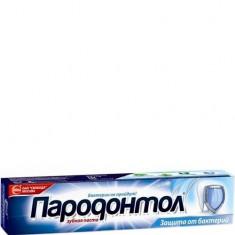 Зубная паста Антибактериальная защита ПАРОДОНТОЛ