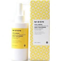 Пилинг-гель с экстрактом лимона Vita Lemon Sparkling Peeling Gel Mizon
