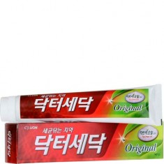 Зубная паста Dr. Sedoc Original c маслом чайного дерева CJ LION