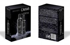 SELECTIVE PROFESSIONAL Набор для волос с экстрактом икры (шампунь 250 мл + флюид несмываемый 150 мл) CAVIAR SUBLIME