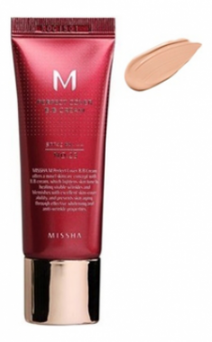 Тональный крем MISSHA M Perfect Cover BB Cream SPF42/PA+++ No.21/Light Beige 50ml