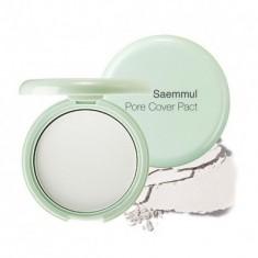Пудра компактная THE SAEM Saemmul Perfect Pore Pact 12гр